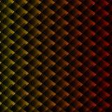 Gekleurde achtergrond van vierkanten Vector abstractie royalty-vrije illustratie