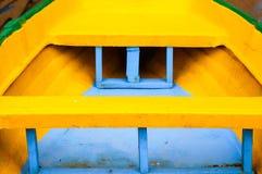 Gekleurde boot Royalty-vrije Stock Foto's