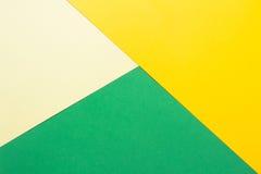 Gekleurde document abstracte textuurachtergrond Stock Foto's