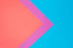 Gekleurde document abstracte textuurachtergrond Stock Afbeeldingen