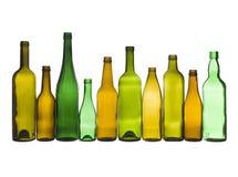 Gekleurde glassworks Royalty-vrije Stock Afbeelding