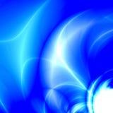 Gekleurde golven Stock Afbeeldingen
