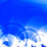 Gekleurde golven Stock Fotografie