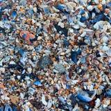 Gekleurde grunge abstracte textuur als achtergrond Royalty-vrije Stock Fotografie