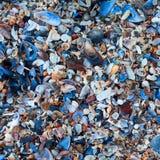 Gekleurde grunge abstracte textuur als achtergrond Stock Foto