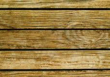 Gekleurde houten achtergrond Natuurlijke houten textuur met horizontale lijnen Stock Foto