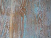 Gekleurde houten lijsttextuur Stock Foto's