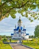 Gekleurde Kathedraal Royalty-vrije Stock Foto's