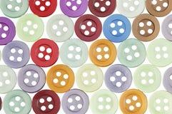 De knoppen van de kleur Royalty-vrije Stock Afbeeldingen