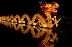 Gekleurde lantaarn royalty-vrije stock foto's