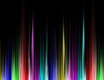 Gekleurde lichte textuur Stock Foto's