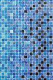 Gekleurde mozaïekvierkanten Royalty-vrije Stock Foto