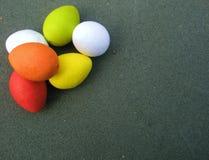 Gekleurde paaseieren Royalty-vrije Stock Afbeelding