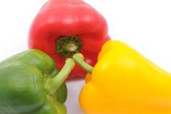 Gekleurde peper Stock Afbeelding