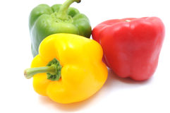 Gekleurde peper Royalty-vrije Stock Afbeelding