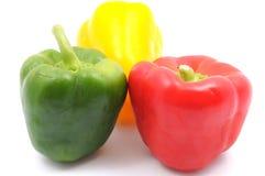Gekleurde peper Stock Foto