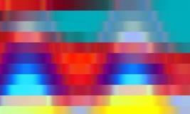 Gekleurde rode gele blauwe oranje vormen, achtergrond, textuur stock afbeelding