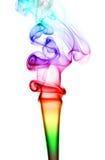 Gekleurde Rook Royalty-vrije Stock Foto's