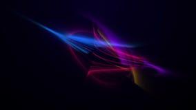 Gekleurde slagen stock videobeelden