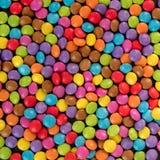 Gekleurde snoepjes stock foto's