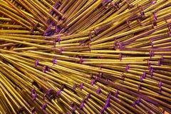Gekleurde Spijkers 3 Royalty-vrije Stock Afbeelding