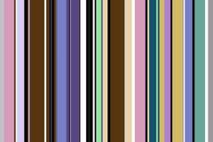 Gekleurde strepen Royalty-vrije Stock Foto