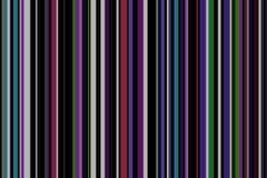 Gekleurde strepen Royalty-vrije Stock Fotografie