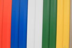 Gekleurde strook. Stock Afbeeldingen