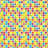 Gekleurde Tegel vector illustratie