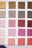 Gekleurde textuur Stock Fotografie