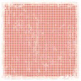 Gekleurde uitstekende achtergrond met wit kader Royalty-vrije Stock Afbeeldingen