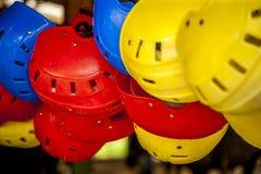 Gekleurde Veiligheid stock afbeelding