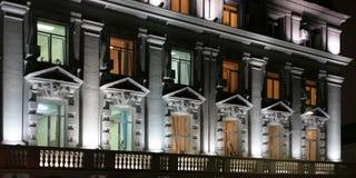 Gekleurde vensters Royalty-vrije Stock Afbeelding