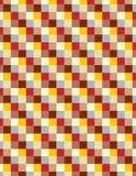 Gekleurde vierkanten stock afbeeldingen