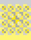 Gekleurde vierkanten royalty-vrije stock foto's