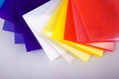 Gekleurde Voorwerpen Royalty-vrije Stock Afbeelding