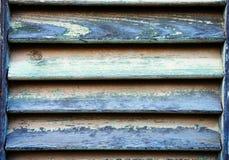 Geknittertes Fenster Lizenzfreie Stockbilder