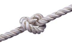 Geknoopte kabel Royalty-vrije Stock Afbeeldingen