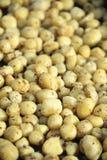 Gekochte Kartoffeln stockbilder