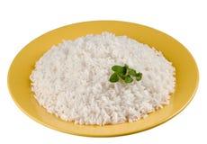 Gekochter Reis Stockbild
