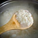 Gekochter Reis Lizenzfreie Stockfotografie