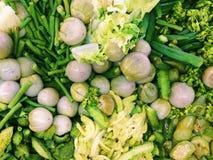 Gekochtes Gemüse lizenzfreies stockfoto