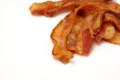 Gekookt Bacon Stock Fotografie