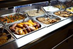 Gekookt voedsel Stock Fotografie