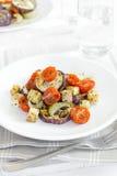 Gekookte aubergine Royalty-vrije Stock Foto