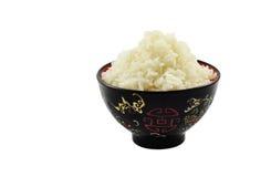 Gekookte rijst Stock Foto