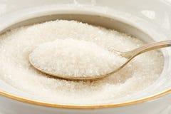 Gekorrelde suiker stock fotografie