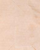 Gekrümmte (Papier) Beschaffenheit Lizenzfreies Stockbild