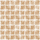 Gekrabbel naadloos vectorpatroon Royalty-vrije Stock Afbeelding