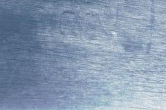 Gekrast metaal geweven oppervlakteclose-up stock foto's